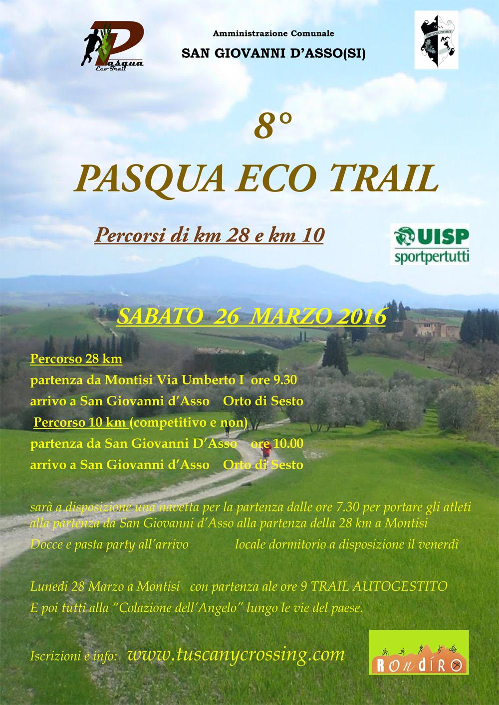 Pasqua Eco Trail