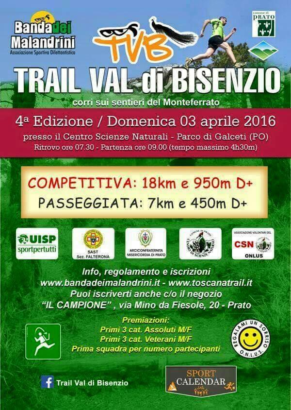 Trail Val di Bisenzio (TVB)
